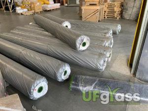 Искусственная трава для мини-футбола 40 мм UF Grass Classic (7900 Dtex, Стежков 9280 кв.м) г. Южно-Сахалинск